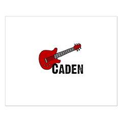 Guitar - Caden Posters