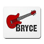 Guitar - Bryce Mousepad