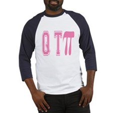 QT Pi Pink Baseball Jersey