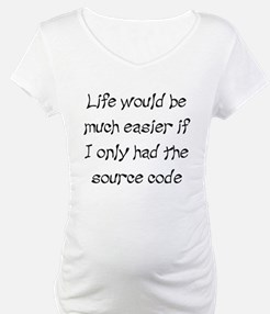 Source Code for Life Shirt