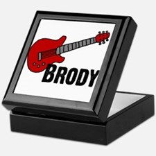 Guitar - Brody Keepsake Box