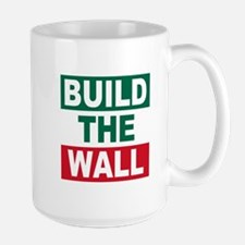 Build The Wall Mugs