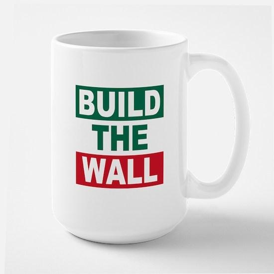 Build The Wall Mugs