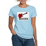 Guitar - Brayden Women's Light T-Shirt
