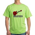 Guitar - Brayden Green T-Shirt