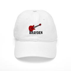 Guitar - Brayden Baseball Cap