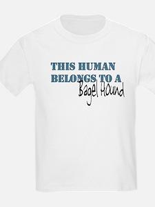 This Human Belongs To T-Shirt