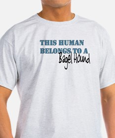 This Human Belongs To T-Shirt