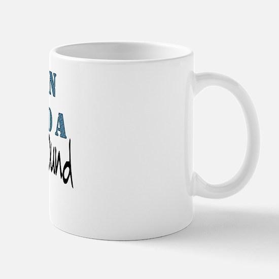 This Human Belongs To Mug