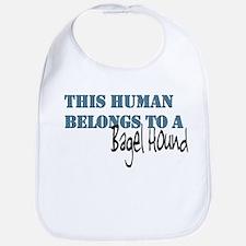 This Human Belongs To Bib
