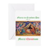 Catholic christmas Greeting Cards