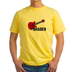 Guitar - Braden T