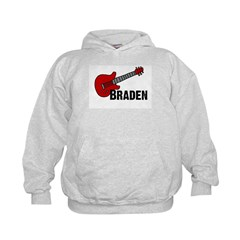Guitar - Braden Hoodie