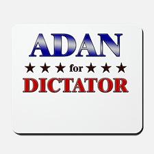ADAN for dictator Mousepad