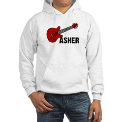 Guitar - Asher Hooded Sweatshirt