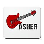 Guitar - Asher Mousepad