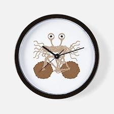 Cute Intelligent design Wall Clock