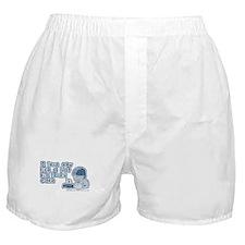I love you like a fat kid... Boxer Shorts