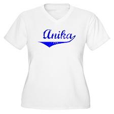 Anika Vintage (Blue) T-Shirt