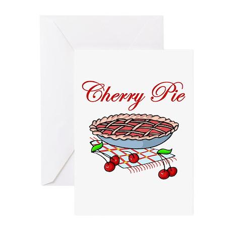 Cherry Pie Greeting Cards (Pk of 10)