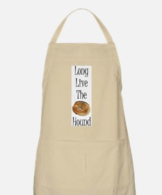 Long Live The Bagel BBQ Apron