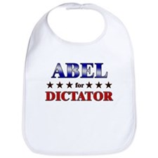 ABEL for dictator Bib