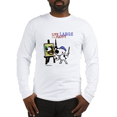 Live Large - Achieve Your Chi Long Sleeve T-Shirt
