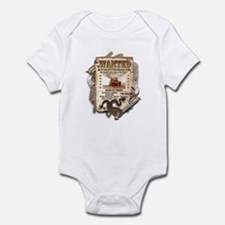 Wanted Infant Bodysuit