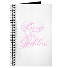 Glittery Brew Goddess Journal