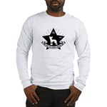 Obey the Chinese Crested! Long Sleeve T-Shirt