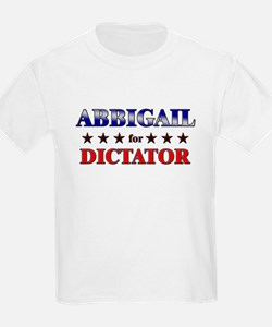 ABBIGAIL for dictator T-Shirt