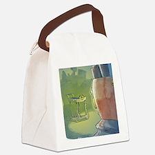 Cute Sweet ride Canvas Lunch Bag