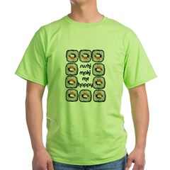 Sushi Maki Me Happy T-Shirt