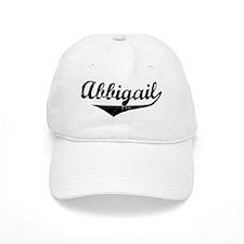 Abbigail Vintage (Black) Baseball Cap