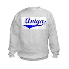 Aniya Vintage (Blue) Jumpers