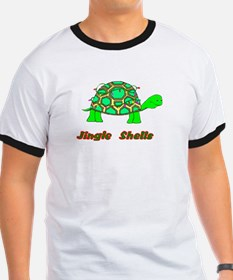 3-Turtle Drawing T-Shirt
