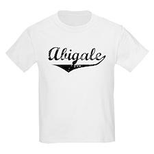 Abigale Vintage (Black) T-Shirt