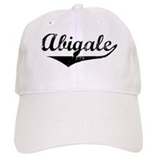 Abigale Vintage (Black) Baseball Cap