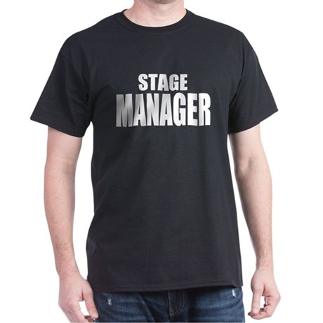 "ThMisc ""Stage Manager"" Dark T-Shirt"