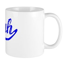Aniyah Vintage (Blue) Mug