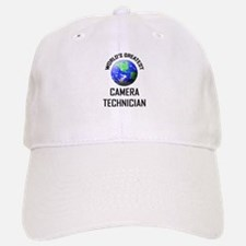 World's Greatest CAMERA TECHNICIAN Baseball Baseball Cap