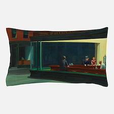 Nighthawks - Edward Hopper Pillow Case