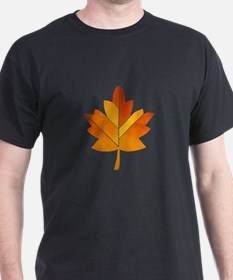 Unique Warm colors T-Shirt