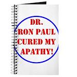Ron Paul cure-2 Journal