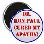 Ron Paul cure-2 Magnet
