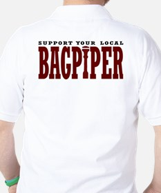 Piper & Support T-Shirt