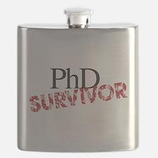 PHD Survivor Flask