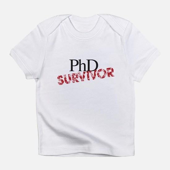 PHD Survivor Infant T-Shirt