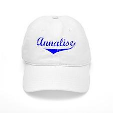 Annalise Vintage (Blue) Baseball Cap