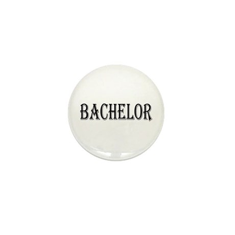 Bachelor Mini Button (10 pack)